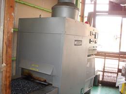 NCコイリングマシン LC-30型 NC-4軸